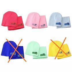 Комплект шапочка хомут