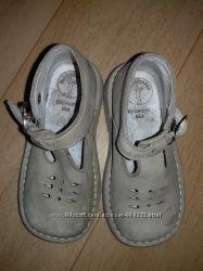 Туфли летние нубук. франция. 15 см