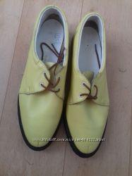 Туфли кожаные. Италия. 26. 5 см