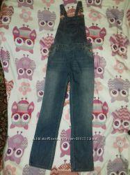Комбинезон джинсовый M&Co 152 см