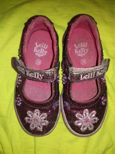Мокасины Lelly Kelly 16 см