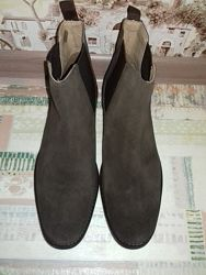 Ботинки кожаные деми Asos 43.5 размер