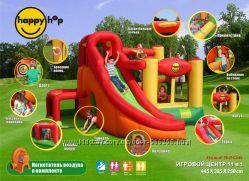 Детский надувной батут - игровой центр 11 в 1