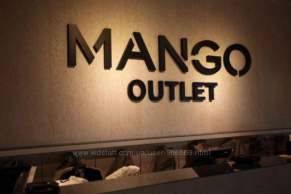 Выкуп из сайта  MANGO OUTLET Испания