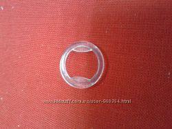 Кольцо пластиковое для римской шторы. 1грн 2шт.