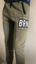 Спортивные штаны H&M джогеры Р. 158-160 см. футболка Adidas