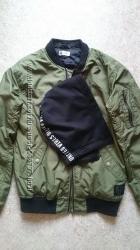 Бомбер куртка на мальчика от бренда H&M