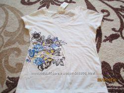 Красивая летняя футболка