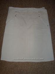 Женская джинсовая юбка для будущей матери Размер S-M