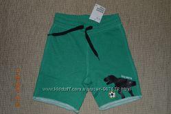 Нові трикотажні шорти H&M для хлопців розм. 4-5 р. 110 і 5-6 р. 116 см. в н