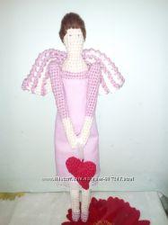 Тильда сердечный ангел