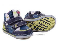 11d29c72c Демисезонные ботинки для мальчиков Солнце, р. 21, 22, 355 грн ...
