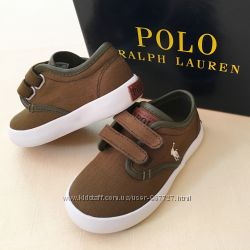 Фирменные кеды Polo Ralph Lauren