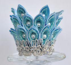Новогодние мини-короны