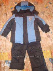 Зимний костюм комбинезон baby line на возраст 2-4 года, 98 см