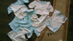 Комплект для новорожденных мальчиков из 9-ти предметов