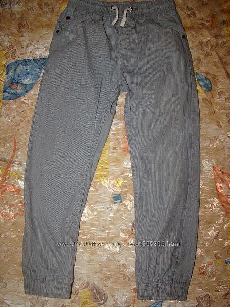 летние штаны джинсы next 7 лет 122 см