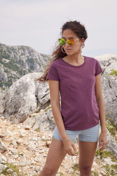 Женские качественные футболки хлопок