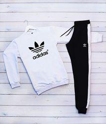 Adidas Штаны хлопок костюм