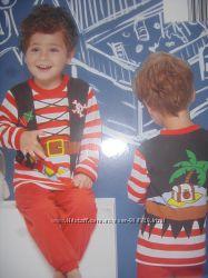 Пижама детская пират. Германия. Фирма Impidimpi. В наличии
