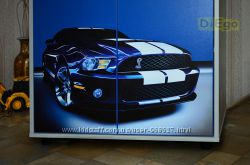 Шкаф детский Ford Mustang 2
