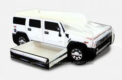Кровать-машина Hummer H2