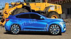 Кровать машина BMW X6