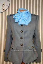 Теплый демисезонный пиджак пальтишко от Internacionale