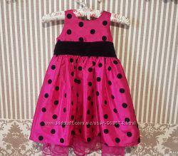 Праздничное платье для девочки 2-3 рост 98 от Girl2girl