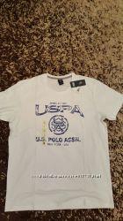 Футболки U. S. Polo Assn оригинал