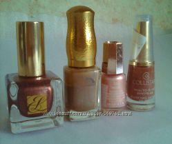 лаки для ногтей Dior OPI Orly Mavala Collistar