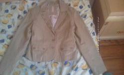 Куртка-пиджак бежевая on stage