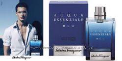 Acgua essenziale blu Salvatore Ferragamo man