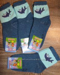 махровые носочки для деток, размер 27-32