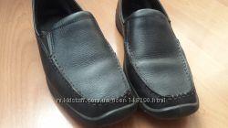 Кожаные мокасины-туфли Ессо, 40 размер