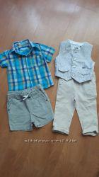 Комплект фирменной летней одежды маленькому джентельмену