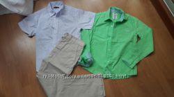 Фирменный гардероб мальчику 152-158