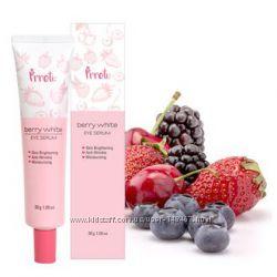 Отбеливающая ягодная сыворотка для век Pretty Berry White Eye Serum