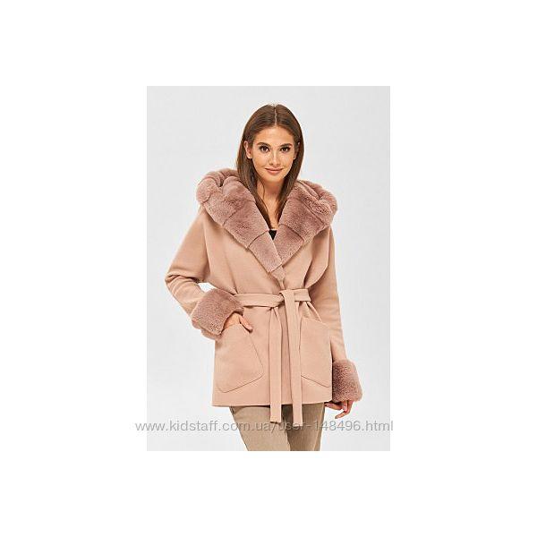 Пальто из кашемира Отличное качество