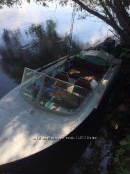 Лодка МКМ. На ходу. С документами.