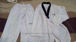 костюмы для тхэквондо кимоно