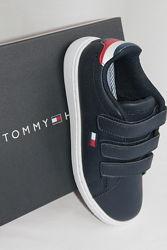 Модные кедики TOMMY HILFIGER, амер.1, eur-31,5 стельке -20,5 см