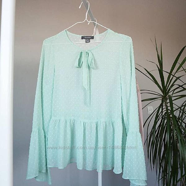 Шифоновая блуза от Primark