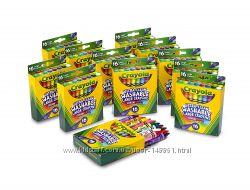 Восковые карандаши Crayola Ultra-Clean 12 штук
