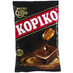 Карамель с натуральным кофе Kopiko Coffee Candy 150г. Тайланд