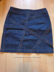 Джинсовая юбка Escada