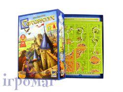 Настольная игра Carcassonne original Каркассон
