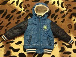 Куртка на мальчика фирмы Gee Jay р. 104 2-4 года