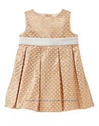 Нарядное платье Gymboree, размер 24m