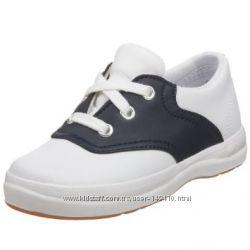 Кожаные кеды кроссовки Keds, размер 8. 5 US. Стелька Memory